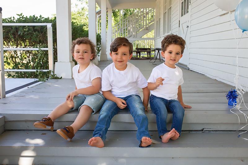 Issa, Noah, Ibrahim & Ramsey