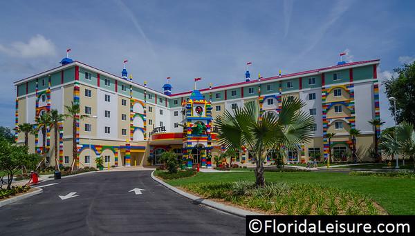 Legoland Florida Hotel Grand Opening