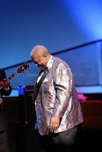 BB KING at the Apollo Theater
