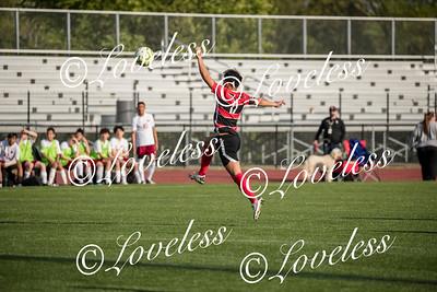 Boys Soccer vs Riverdale 4/20/21
