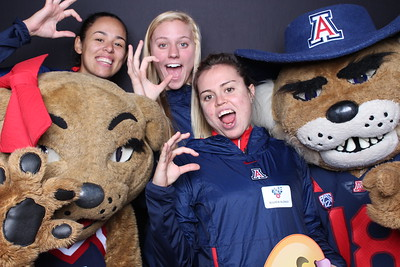 UA Athletics Womens Basketball Ticket Holder Event 2018