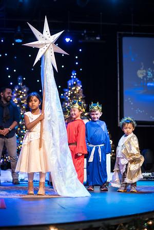 2016-12-04 Sunday Worship Christmas Pageant