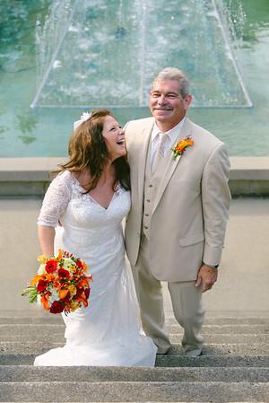 Lisa and Jeff Wedding