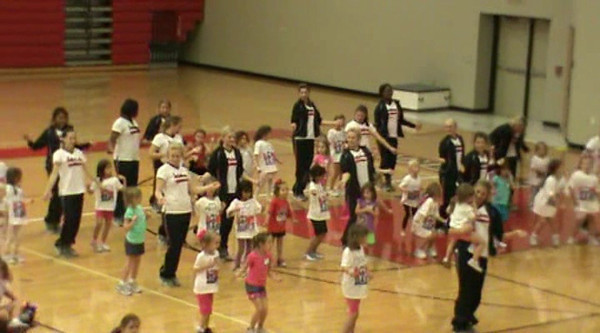 Dance Clinic Showoffs Video 10-15-11