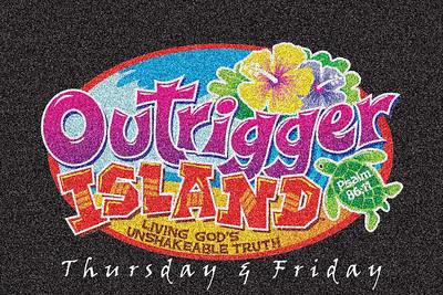 Outrigger Island - Thursday & Friday