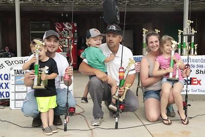 2019 Take a Kid Fishing Tournament