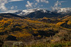 Fall Colors in the Sawatch Range, CO
