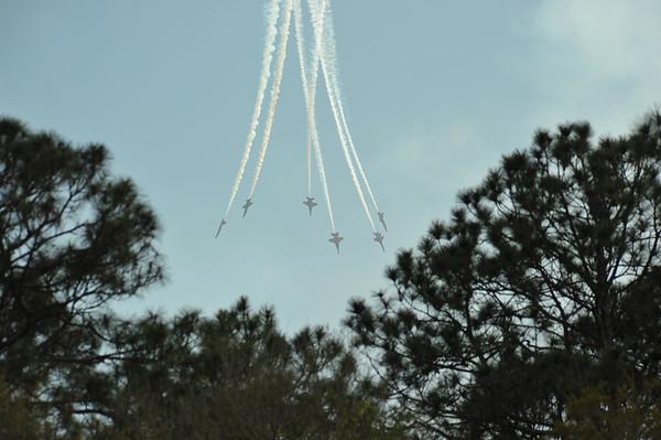 Blue Angels over Hofwyl 03-25-17