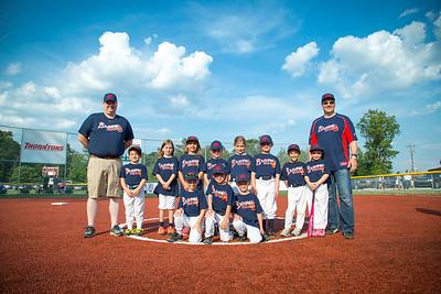 SMLL Braves - 2015 Season