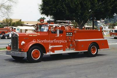 La Mesa Fire Department