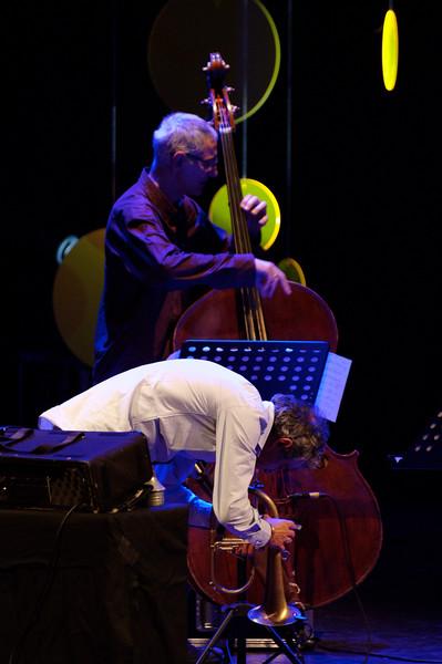 Paolo Fresu e Mauro Battisti
