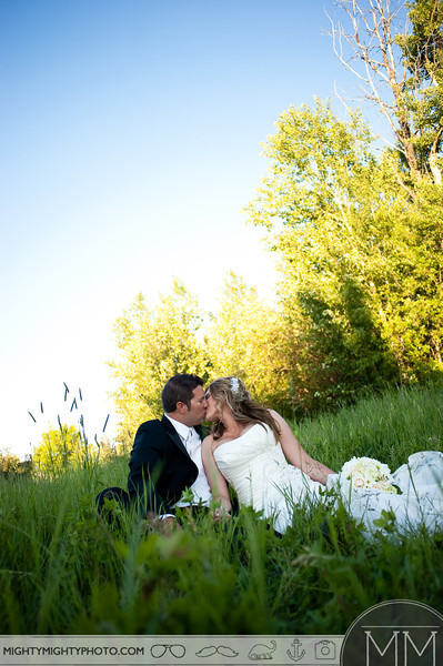 Kristy + Tyrell Wedding