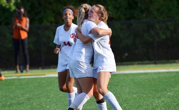 Varsity Girls Soccer: GA vs Hun