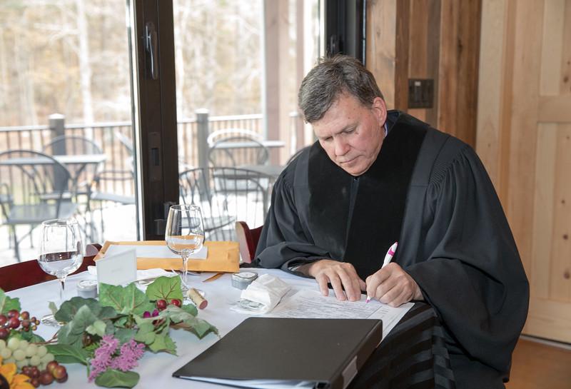 Pastor preparing.jpg