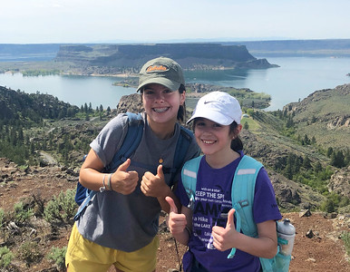 LS-MS 5th-7th Outdoor Club Trip to Steamboat Rock 5-4 to 5-5-19