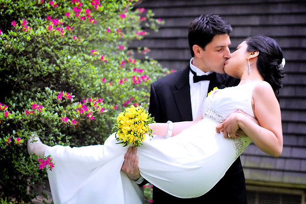 David and Maritza - Wedding Day