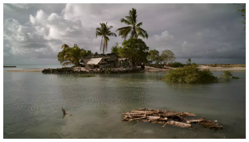Former President of Kiribati Speaks at MiraCosta's Earth Day Event
