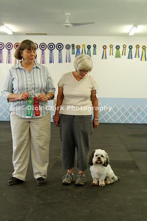 Saturday Obedience Award Photos