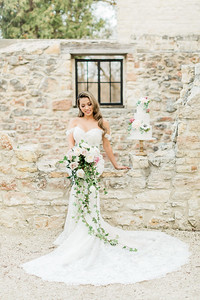 Stone Elegance Bridal Inspiration