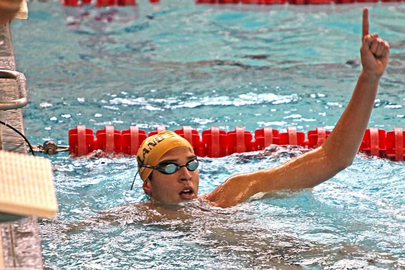 Oakland University Swimming