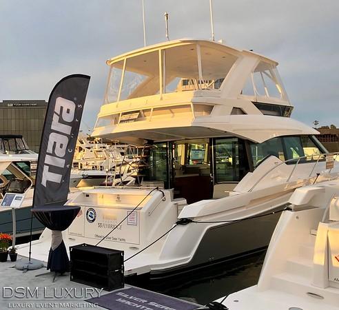 Silver Seas Yachts VIP Reception