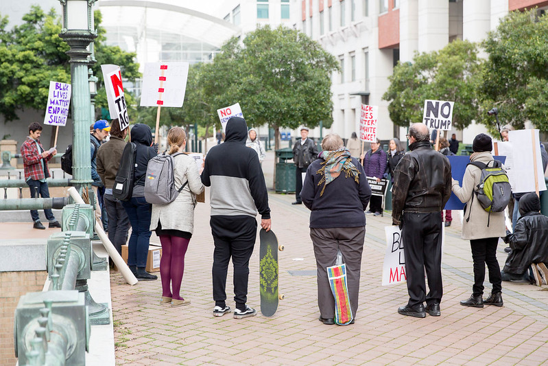 20170117 - T48A9450 -Reclaim MLK 120 Hours SURJ Expose Libby Schaff's Racism, Reject the Trump Agenda in Oakland - photographed by Sam Breach 2017 - 1080 short edge.jpg