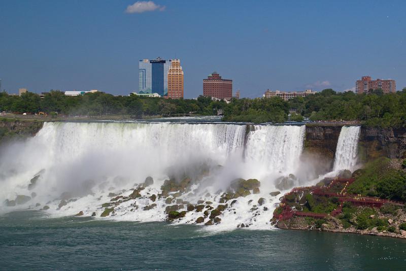 Niagara Falls Ontario - June 14, 2013