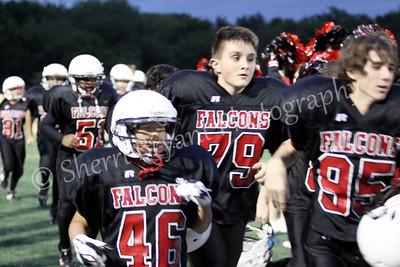 FMS 8th Grade B Team vs Wester 10/06/09