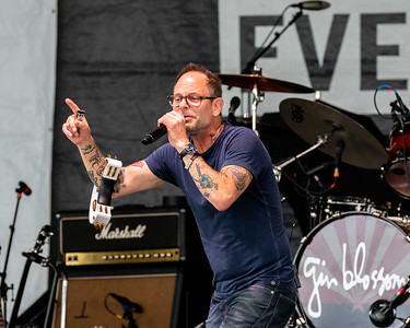 Gin Blossoms at Hollywood Casino Amp 8/31/19