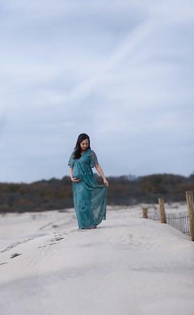 Ward Family Maternity_ Assateague Island