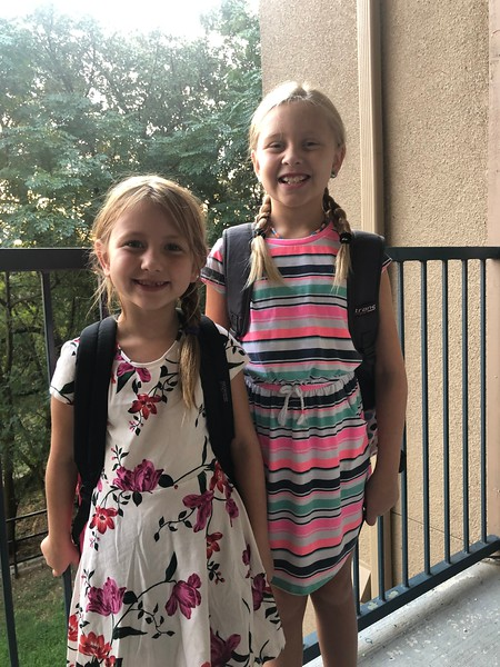 Paisley and Olivia | 4th grade and 2nd grade | Giddens Elementary