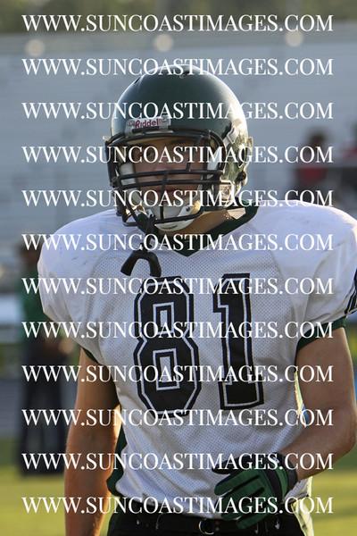 8/26/11 FB (VAR) ST PETE  vs wiregrass
