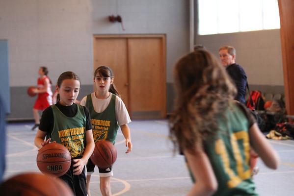2011-03-12 Jamie BasketBall Team Game