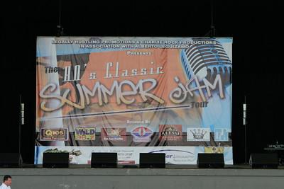 80's Classic Summer Jam Tour July 20 2007