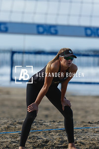 2018 Cal Poly Beach Volleyball Extra Cut photos