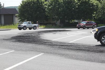 Silt Spill, SR309, SR54, Hometown (6-27-2011)