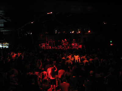 She Wants Revenge - 27 Jun 06 - The Empire Club - Sacramento, CA