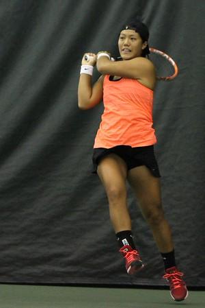 Alexandra STEVENSON (USA) vs Kristie AHN(USA) (Tuesday)