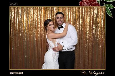 Corrina & Roberto's Wedding - April 16, 2021