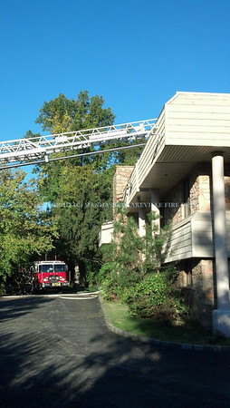 October 27th, 2014 - 26 Lake Road [Working Fire]