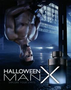 HALLOWEEN Man X (2019)