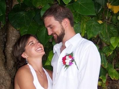 Wedding in Fiji