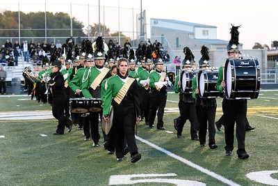 Saydel Band - Knoxville Game 2015
