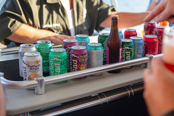 Dogfish Head Craft Beer Cruise, July 12, 2019