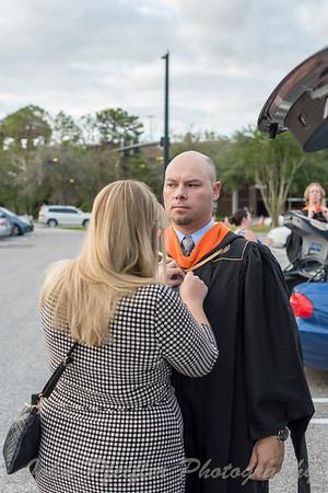 Brad Masters Graduation UCF