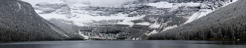 Glacier Pano Tests