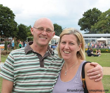 Mr & Mrs Pickering 2011