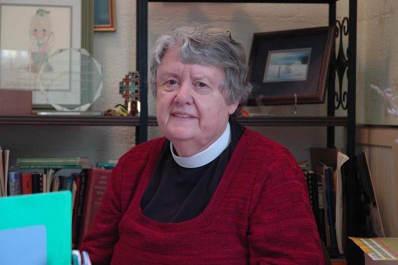 The Rev. Elizabeth A. Platz