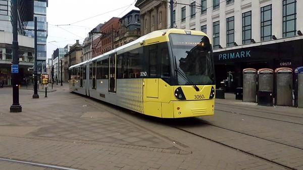Manchester Metro Link