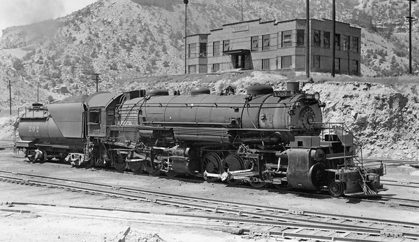 Utah Railway Steam Locomotives